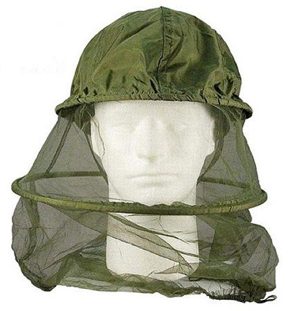 Klobouk s moskytiérou ROTHCO® oliva