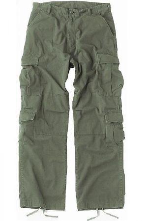 Kalhoty ROTHCO® PARATROOPER VINTAGE oliva