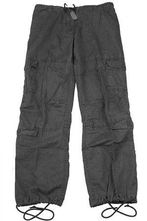 Dámské kalhoty ROTHCO® PARATROOPER černá