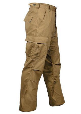 Kalhoty ROTHCO® BDU coyote