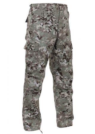 Kalhoty ROTHCO® BDU total terrain camo