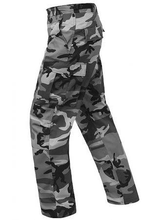 Kalhoty ROTHCO® BDU city camo
