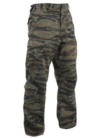 Kalhoty ROTHCO® BDU tiger stripe