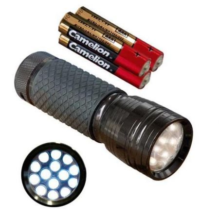Svítilna kapesní ESP® MAGNUM 14LED černá