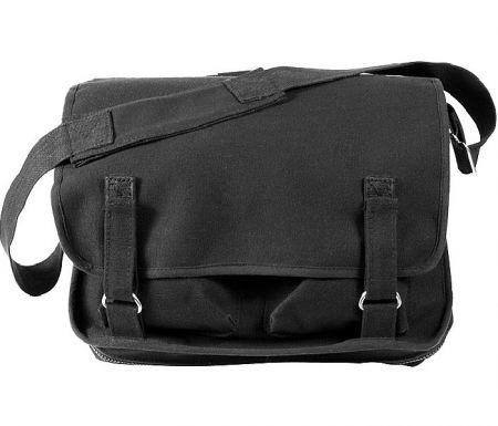 Taška ROTHCO® EUROPEAN SCHOOL BAG černá