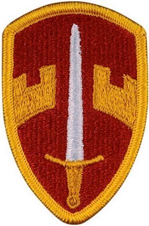 Nášivka U.S. MILITARY ASSISTANCE COMMAND VIETNAM barevná