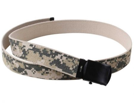 Opasek ROTHCO® oboustranný 3cm acu digital camo & šedá