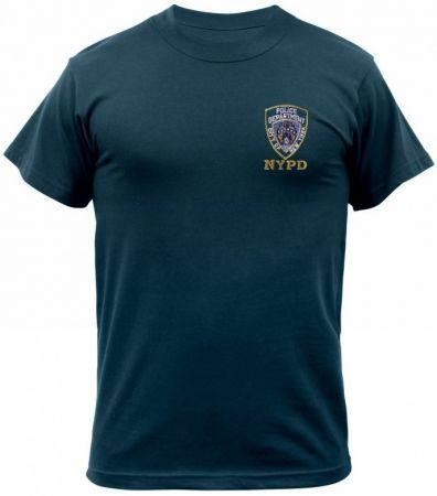 Tričko ROTHCO® N.Y.P.D. modrá
