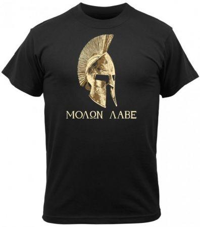 Tričko ROTHCO® MOLON LABE černá