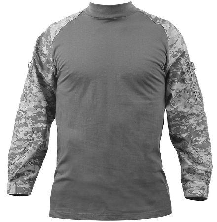 Taktická košile ROTHCO® COMBAT acu digital camo