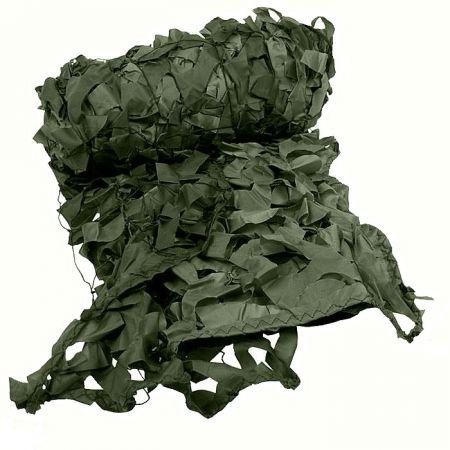Maskovací síť COMMANDO 2x3m oliva