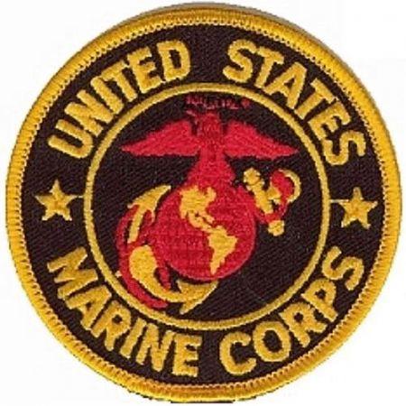 Nášivka U.S.M.C. barevná