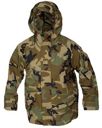 Bunda U.S. H2O PROOF woodland camo