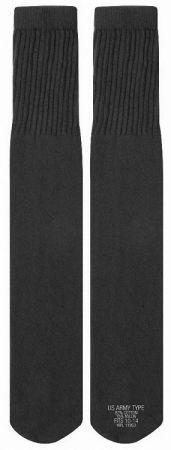 Ponožky ROTHCO® U.S. TUBE černá