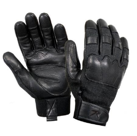 676a9efaf Rukavice ROTHCO® TACTICAL kůže černá | https://www.army-rubicon.cz/