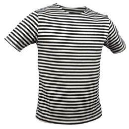 Tričko MARINES RUSKÉ černobílá