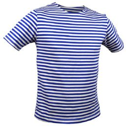 Tričko MARINES RUSKÉ modrobílá