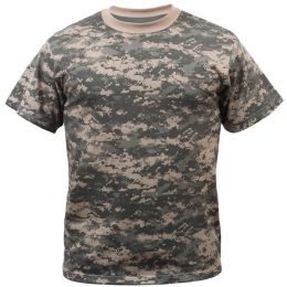 Tričko ARMY acu digital camo