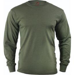 Tričko ROTHCO® ARMY dlouhý rukáv oliva