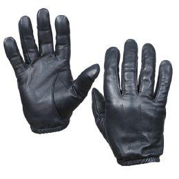 Rukavice ROTHCO® POLICE kůže černá