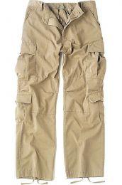 Kalhoty ROTHCO® PARATROOPER VINTAGE khaki