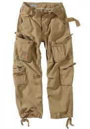 Kalhoty SURPLUS AIRBORNE VINTAGE khaki