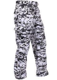 Kalhoty ROTHCO® BDU city digital camo