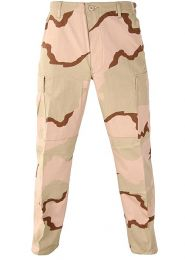 Kalhoty ROTHCO® BDU tri-color desert camo