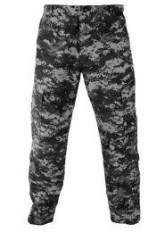 Kalhoty ROTHCO® BDU urban digital camo