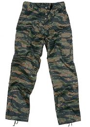 Kalhoty MMB BDU tiger stripe
