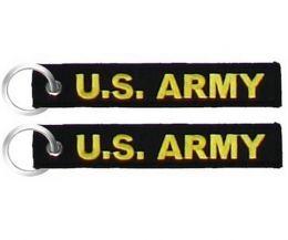 Přívěsek U.S.ARMY černá