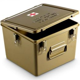 BOX U.S.ARMY FIRST AID KIT oliva