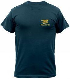 Tričko ROTHCO® SEAL TEAM navy