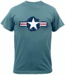 Tričko ROTHCO® AIR CORP modrá