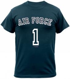 Tričko AIR FORCE ONE navy