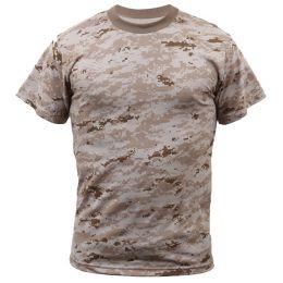 Tričko ARMY digital desert camo