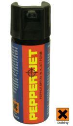 Pepřový sprej ESP® PEPPER JET 40ml