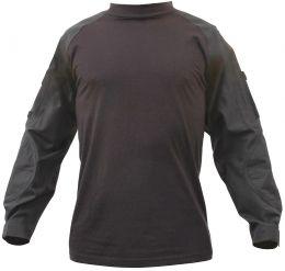 Taktická košile ROTHCO® COMBAT černá