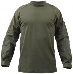Taktická košile ROTHCO® COMBAT oliva