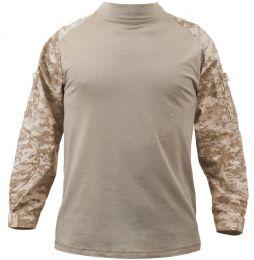 Taktická košile ROTHCO® COMBAT digital desert camo