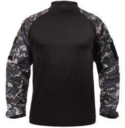 Taktická košile ROTHCO® COMBAT digital urban camo