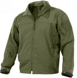 Bunda ROTHCO® COVERT OPS SOFT SHELL oliva