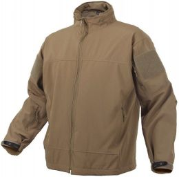 Bunda ROTHCO® COVERT OPS SOFT SHELL coyote