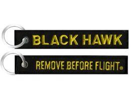 Přívěsek BLACKHAWK RBF černá