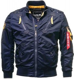 Bunda ALPHA INDUSTRIES FALCON II repl.blue