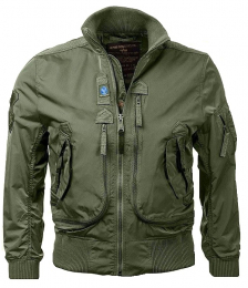 Bunda ALPHA INDUSTRIES PROP repl.grey