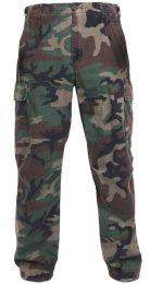 Kalhoty ROTHCO® VINTAGE VIETNAM woodland camo