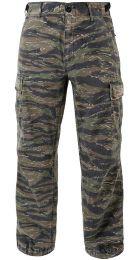 Kalhoty ROTHCO® VINTAGE VIETNAM tiger stripe camo