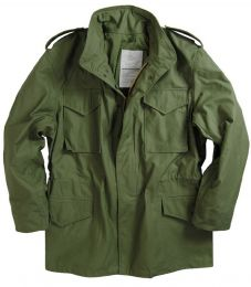 Bunda ALPHA INDUSTRIES M-65 oliva