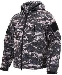 Bunda ROTHCO® TACTICAL SOFT SHELL digital urban camo
